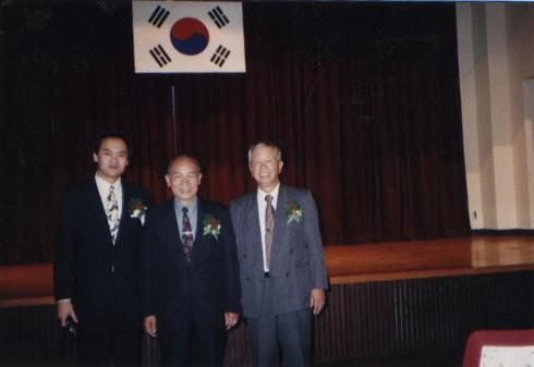 1998年北京中国书画协会举办迎新春会员团拜会上.图片
